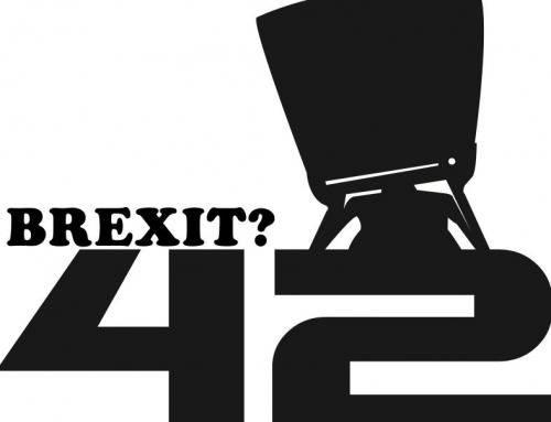 """Brexit? """"42"""" è la risposta fantascientifica"""
