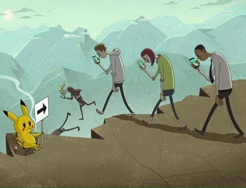 PokemonGO ed i BigData del cane satellitare